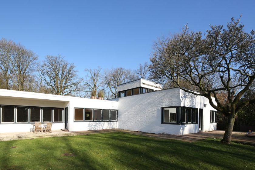 Landhaus Bauer · Denkmalgerechte Sanierung