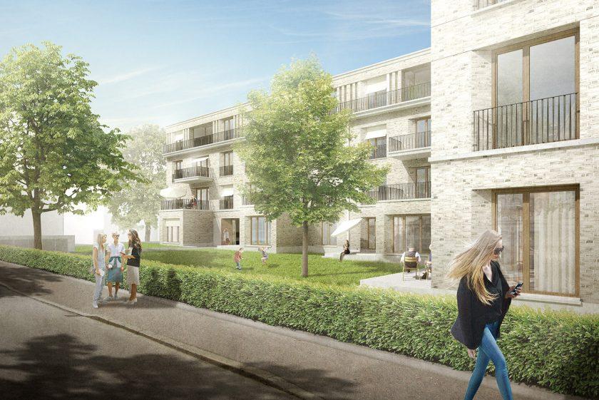 Rotherbaum · Wohnungsbau