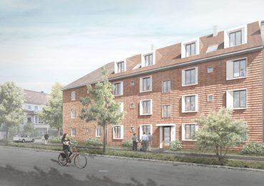 Wohnhaus Wilhelmsburg – Energetische Sanierung und Aufstockung