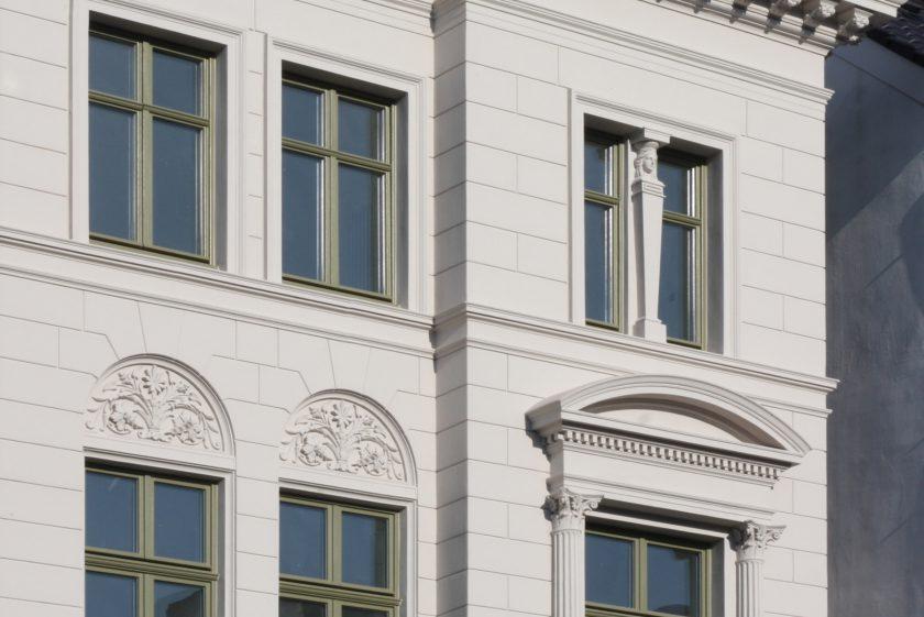 Gründerzeithaus Eimsbüttel · Denkmalgerechte Sanierung